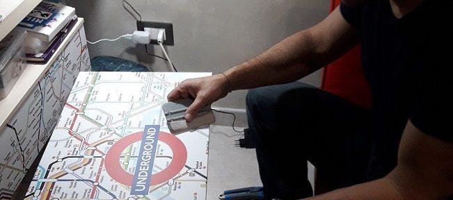 personalizzazione arredamento casa stile urban London