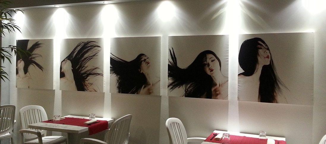 Allestimento interno ristorante Miago