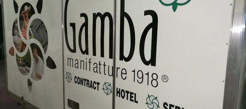 personalizzazione automezzo aziendale Gamba
