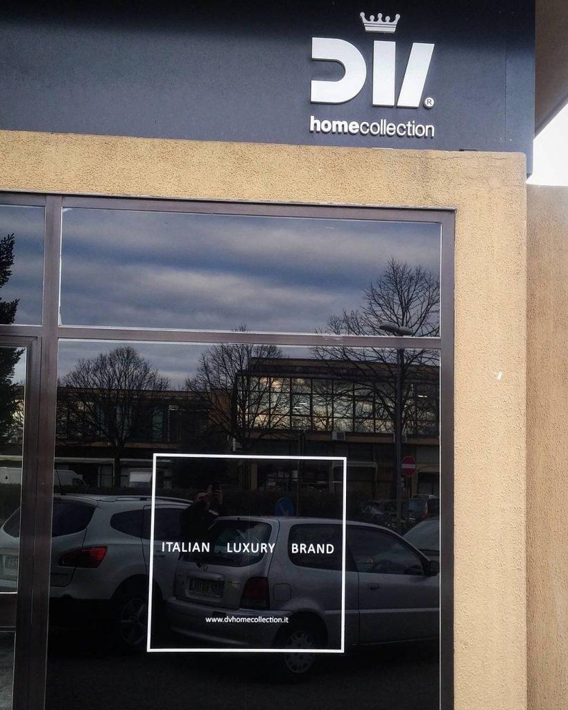 digital montesi vetrofanie vetrate showroom