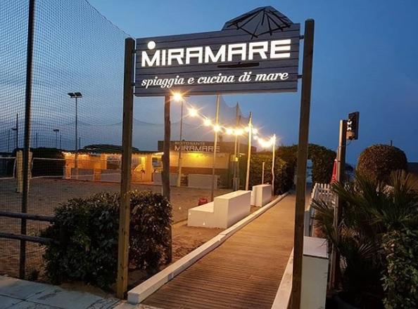 Realizzazione insegna Miramare